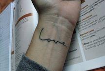 ink. / by Alice Redlich