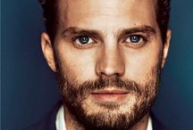 Love a good Jamie Dornan beard