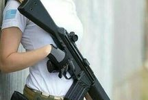 ❤❤Girls with Guns and Military Women❤❤