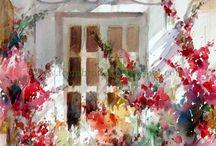 watwercolor Fabio Cembranelli