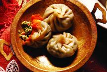 Tibetan dumplings / Vegetarian