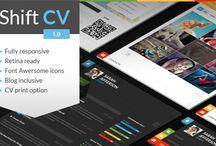 CV Blog Templates