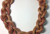Bisutería con cuerda de escalada / Trabajos con nudos y cuerdas