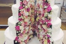Wish fulfilling Wedding Cake