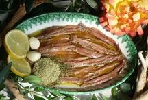 Typical food in Cinque Terre & Levanto