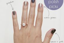 Style File: Nails / by Katie Hipol