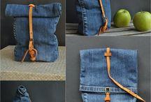 Lunchbag Jeans