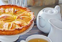 Tarte rustique / Recette d'une tarte rustique aux pommes