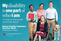 Employment / Everything you need to know about disability and inclusion in the workplace.