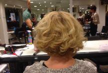 Susan's hairstyling / Mijn eigen modellen