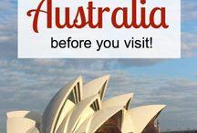 Australia & New Zealand Travel