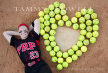 ♡Softball♡ Picture ideas, quotes,  etc. / by Renae Wise