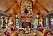 My Log Cabin in