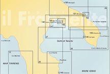 Carte nautiche / Carte nautiche