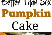 Recipes: pumpkin and squash