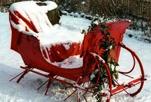 Sleighs / Sleigh ideas for making