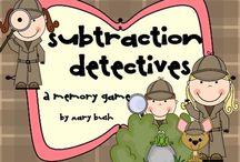 amazing subtraction activity