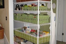 Organize It / ideas for organizing my home and my life.....