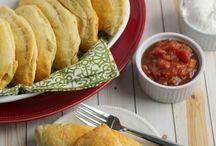 Recipes || Vegetarian Eats / Vegetarian (Not Necessarily Vegan) Recipes I May Like to Try!