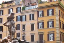 Hotel Barocco - Rome / Overlooking Bernini's Triton Fountain in Piazza Barberini, the Barocco is a boutique hotel with just 41 rooms  located in an old aristocratic building in the heart of Baroque Rome. Attention to detail, absolute cleanliness, unique and highly sought-after rooms, an atmosphere from times past, and 21st-century technology, make guests' stay at the Barocco a warm Italian experience full of magic.