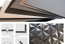 Facade panels