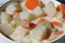 Soups / by Kristen Keane