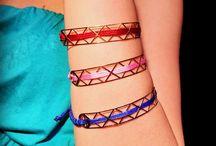 Bracelets - Βραχιόλια / Βραχιόλια από τις συλλογές μας... Bracelets from our collections..