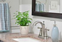 Bathroom Ideas / by Lori Meadows