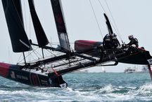 Yachts, Big Class, 23mR, America's Cup / Latest Yachts as well as J-Class and Metre Class from 1920s & 1930s