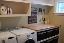 Laundry Room / by Alexis Schell