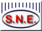 S.N.E.Serres North Export Ltd / logo