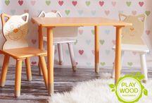 Play Wood Meble dla dzieci
