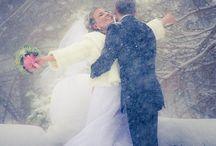 Winter Weddings / Zimní svatba / winter wedding, zimní svatba