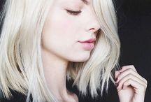 White blondes