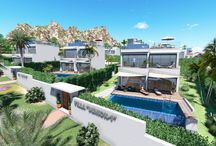 Diamond Beach Marbella / Diamond Beach Marbella is an exclusive development of 9 villas in the beautiful surroundings of Puerto Banús.