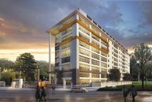 Purva Gainz / Purva Gainz is A grade Commercial project at Hosur Road Bangalore. Amenities at Puravankara Gainz are lavish, Book your office space now and take advantage of best deals.