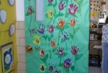 Spring bulletin board idea / This page has a lot of free Spring bulletin board idea for kids,parents and preschool teachers.