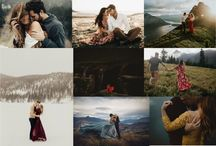 Mountain Elopements / Mountain elopement and wedding photography inspiration and ideas. #mountainwedding #mountainengagement #mountainelopement