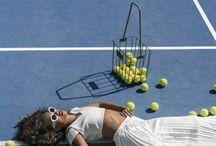Set 20 // tennis
