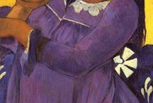 Gauguin- Postimpresionismo