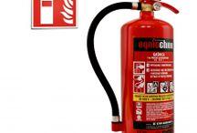 Zestawy Gaśnica - Extinguisher kits