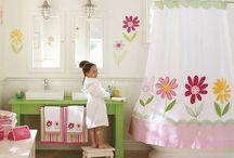 Ideias: banheiro infantil