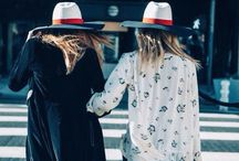 HATS / Every kind of hat that looks beautiful