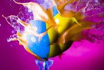 Got Paint? - Paintball / by Sally Sevila
