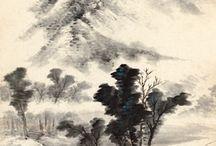Eastern paintings