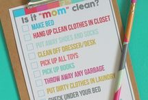 Cleaning tips ;)