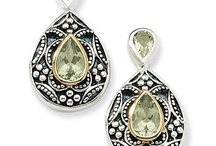 Gemstones / We just love color! Rich colorful gemstone jewelry.