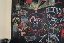 Chalkboards / by Cherry Valley Country Club