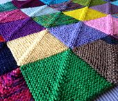 patcwork knitting