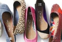Footwear / by Guen Calma